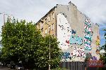 Mazovia Warsaw Film Commission - Mural przy Łuckiej, Warszawa ?>
